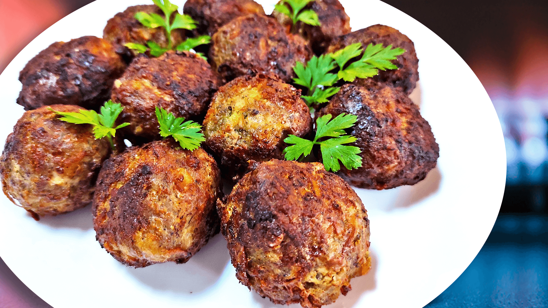 Easy Making Pork Meatballs (Homemade Meatballs Recipe)