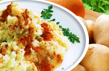 Best Homemade Mashed Potatoes Recipe | Easy Cooking Potatoes Video #343<span class=