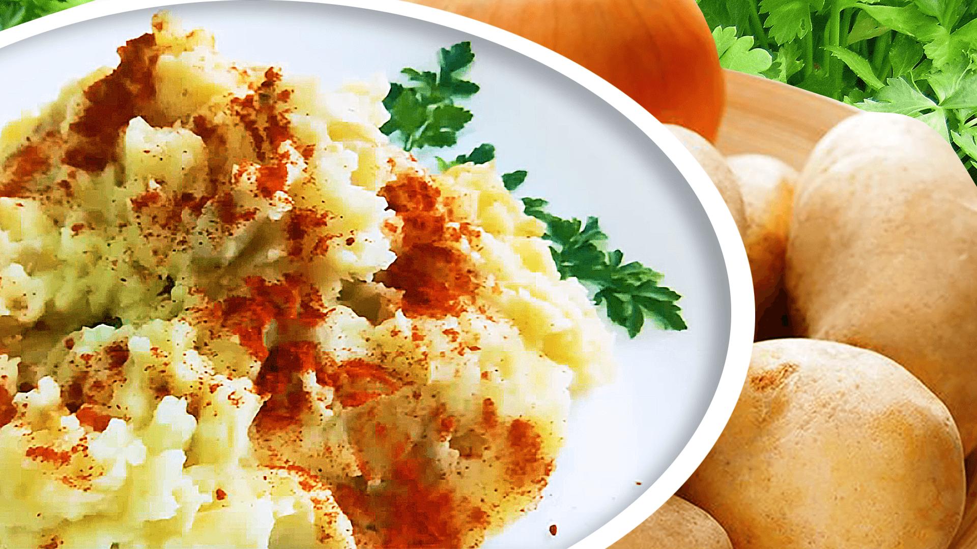 Best Homemade Mashed Potatoes (Making Mashed Potatoes)