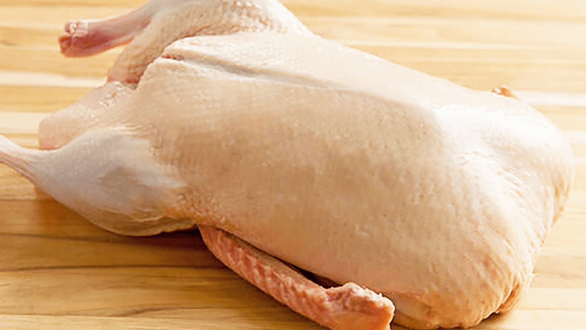 Raw Whole Duck