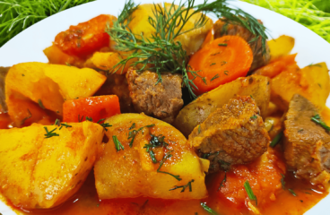 Delightful Old-Fashioned Beef Stew | My Easy Beef Stew Recipe #390<span class=
